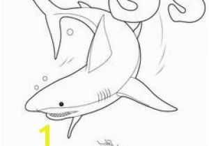 San Jose Sharks Coloring Pages 73 Best Shark Coloring Pages Images On Pinterest