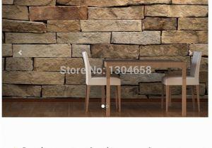 Sandstone Wall Murals Free Shipping Custom Mural Sandstone Brick Wallpaper Mural Large