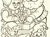 Santa and Mrs Claus Coloring Pages Inspirational Santa Claus Coloring Pages Coloring Pages