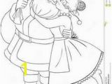 Santa and Mrs Claus Coloring Pages Mr and Mrs Santa Claus Coloring Pages