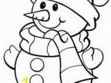 Santa and Snowman Coloring Pages 129 Best Snowman Stencil Images