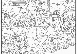 Santa at the Beach Coloring Page Awesome Summer Coloring Sheet Gallery