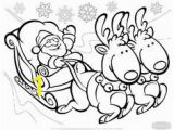 Santa Claus On His Sleigh Coloring Pages 212 Best Christmas Coloring Pages Images In 2019