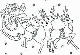 Santa Claus On His Sleigh Coloring Pages Sleigh Coloring Page and Sleigh Coloring Pages and Sleigh Coloring