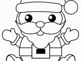 Santa Coloring Pages Printable Free Free Printable Christmas Coloring Sheets for Kids and Adults