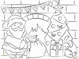 Santa Coloring Pages Printable Free Free Santa Coloring Pages and Printables for Kids