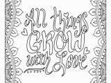 Sayings Coloring Pages Motivational Word Art Coloring Page Inspirational Love Art