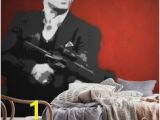 Scarface Mural 42 Best Movie Wall Murals Images