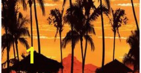 Scarface Sunset Wall Mural 25 Best Murals Images