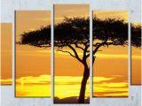 Scarface Sunset Wall Mural Sunset Wall Art
