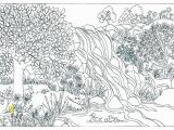 Scenic Coloring Pages Adults Free Coloring Pages for Adults Landscapes – Pusat Hobi
