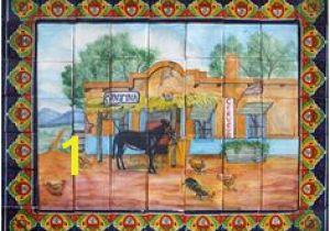 Scenic Tile Murals 1380 Best Tile Murals Images In 2019