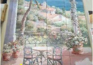 Scenic Tile Murals 84 Best Landscapes Tile Murals Images In 2019