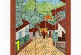 Scenic Tile Murals 86 Best Mex Murals Images