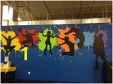 School Murals Paintings 30 Best Gym Mural Images