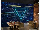Sci Fi Wall Murals 3d Wall Murals Wallpaper Custom Mural Wall Paper Modern Science Fiction Creative Starry Universe Cosmic Line Bar Ktv Background Mural Puter Desktop