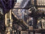 Sci Fi Wall Murals Sci Fi Futuristic City Cities Art Artwork Wallpaper