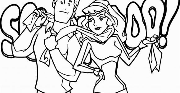 Scooby Doo Mystery Incorporated Coloring Pages Scooby Doo Mystery Incorporated Coloring Pages