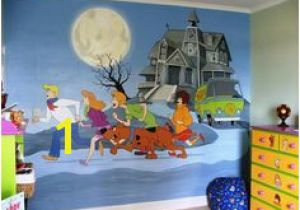 Scooby Doo Wall Mural 15 Best Scooby Doo Images In 2019