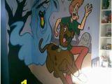 Scooby Doo Wall Mural 30 Best M U R A L S • W E V E • P A I N T E D Images