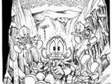 Scrooge Mcduck Coloring Pages 338 Best Ducks by Don Rosa Images In 2018