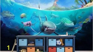 Sea Life Murals Photo Wall Mural Underwater Wallpaper Underwater Wall Mural Underwater Wall