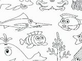 Sea Life Online Coloring Pages Ocean Life Coloring Pages to and Print for Free M8548 Free
