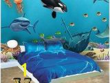 Sea Life Wall Murals 84 Best Ocean Murals Images