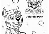 Sea Patrol Paw Patrol Coloring Pages Sea Paw Patrol Coloring Page