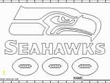 Seahawk Coloring Pages Nfl Logos Coloring Pages Lovely Seattle Seahawks Free Coloring Pages