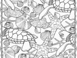 Sealife Coloring Pages Pin by Foster Ginger On Coloring Book Fish Sea Life Seashells