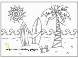 Seashore Coloring Pages Seashore Coloring Pages 243 Summer Coloring Pages for Kids Kids