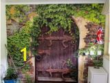 Secret Garden Wall Mural 126 Best Wall Mural Images