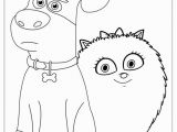 Secret Life Of Pets Printable Coloring Pages the Secret Life Of Pets Online Coloring Pages for Girls