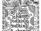 Selling Coloring Pages On Etsy 5 Pages Instant Download Be Brave Coloring Book Inspirational Art to