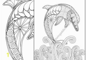Selling Coloring Pages On Etsy Dolphin Coloring Page Adult Coloring Sheet Nautical