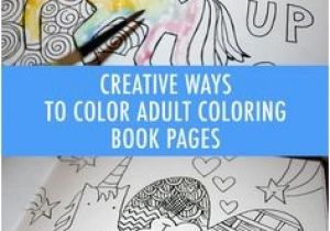 Selling Finished Coloring Pages so You Colored now What Five Creative Ideas for Transforming