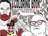 Serial Killer Coloring Book Pages Printable Amazon the Serial Killer Coloring Book An Adult