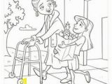 Serving Others Coloring Pages Helping Others In Need Preschool Pinterest