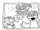 Sesame Street Coloring Pages Zoe Art Sesame Street