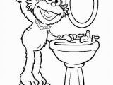 Sesame Street Coloring Pages Zoe Sesame Street Coloring Book Game