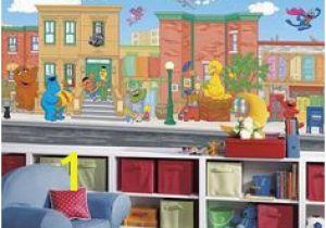 Sesame Street Wall Mural 15 Best Sesame Street Images