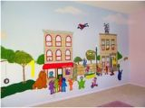 Sesame Street Wall Mural 35 Best Murals & Painting Images