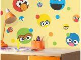 Sesame Street Wall Mural 61 Best Sesame Street Bedroom Images In 2019