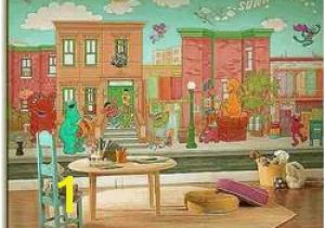 Sesame Street Wall Mural Sesame Street Wall Murals View Specifications & Details Of Wall