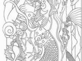 Sexy Mermaid Coloring Pages 287 Best Mermaid Coloring Pages for Adults Images On Pinterest In