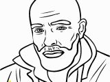 Shaquille O Neal Coloring Pages Free Line Coloring Pages thecolor