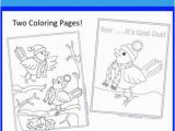 Share the Love Coloring Pages Coloring Pages Feathered Friends Enjoying Winter