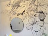 Sharpie Wall Mural 10 Fun Feature Walls for the Home Pinterest