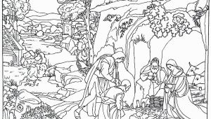 Shepherds and Angels Coloring Page the Adoration Of the Shepherds Renaissance Painting by